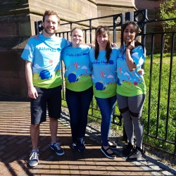 DTM Legal Reach New Heights in Liverpool Charity Abseil