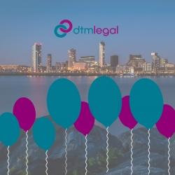 DTM Legal celebrates 9 years!