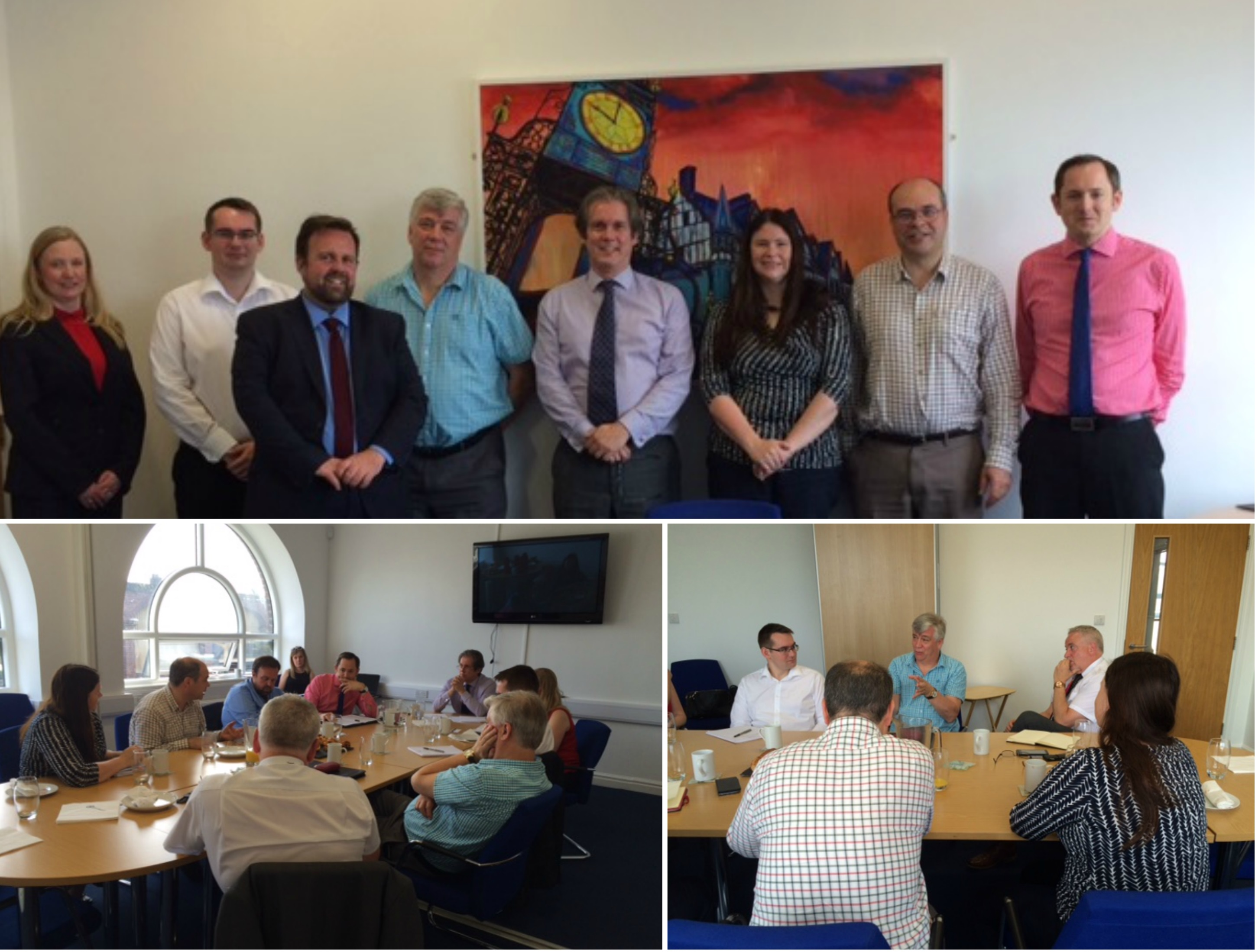 Dtm Legal Host Roundtable Of Education Experts