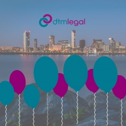 DTM Legal celebrates 9 years!