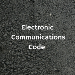 Electronic Communications Code