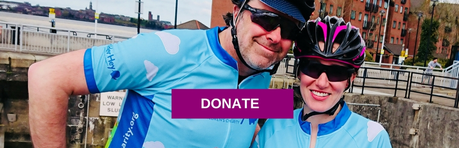 Kate Roberts Charity cycle donate link