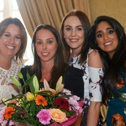 Over £6700 raised for Alder Hey at Liverpool Sportswoman's Lunch