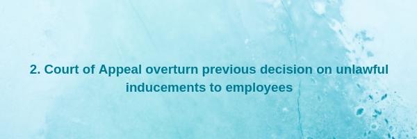 Employment & HR Legal Update (2)