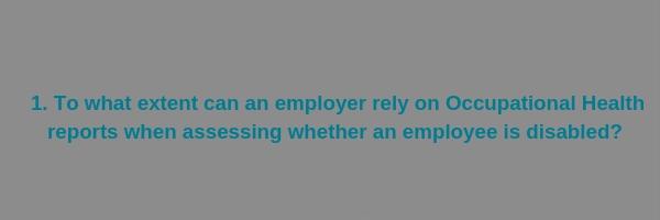 Employment & HR Legal Update
