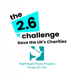 2.6 Challenge and Nightingale House Hospice