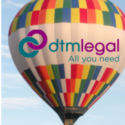 DTM Legal pledge sky high support to Nightingale House Hospice
